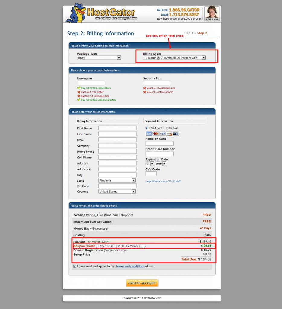 Hostgator2 934x1024 Hurry Up   25% Discount On Hostgator Hosting   August Month