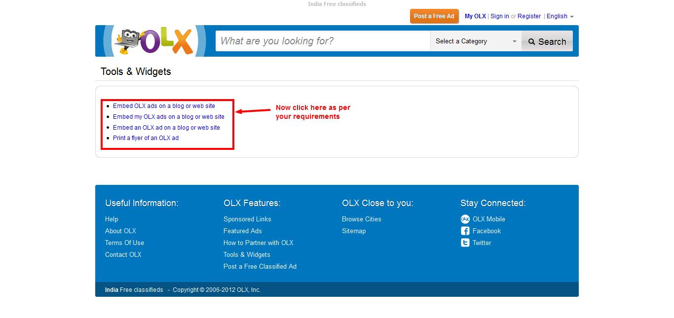 Best Free Online Classified Website In India - Olx in